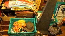 出張買取の池屋で買取った昭和レトロを感じさせてくれる人形や軍隊物など