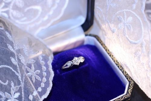 箱に入ったダイヤモンド