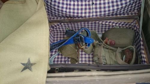 出張買取の池屋で買い取った日本軍の道具