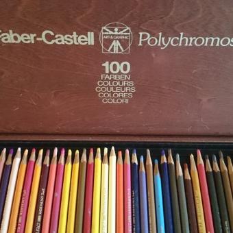 ファーバーカステル、ポリクロモス色鉛筆の価値・相場・買取りについて
