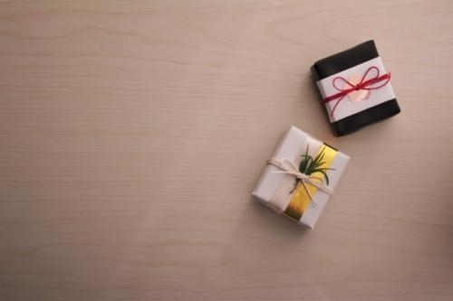 ギフト、贈り物の画像