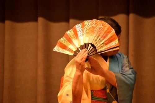 日舞のフリー画像
