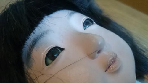 出張買取の池屋で買い取った市松人形