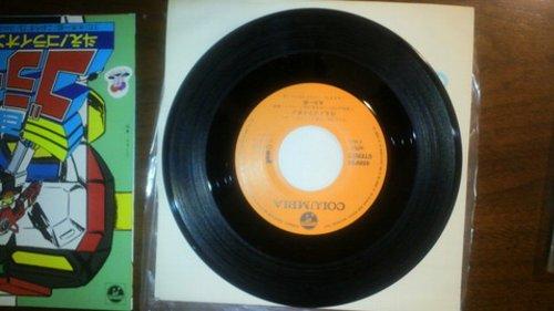 出張買取の池屋で買い取った古いレコード