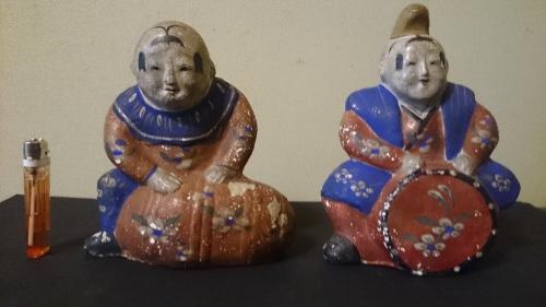 出張買取の池屋で買い取った郷土玩具,郷土人形