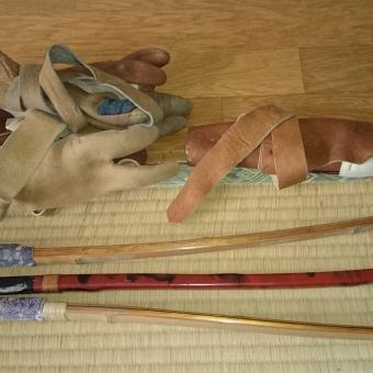 弓道具、和弓、弓、弓矢の価値・相場・買取りについて