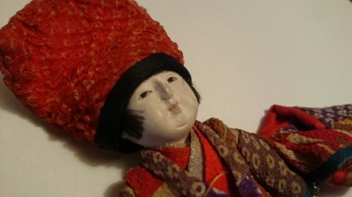 出張買取の池屋で買い取った人形
