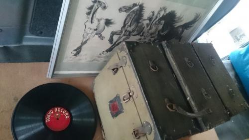 出張買取の池屋で買い取った中古のレコード