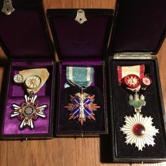 日本軍 勲章の価値・相場・買取りについて