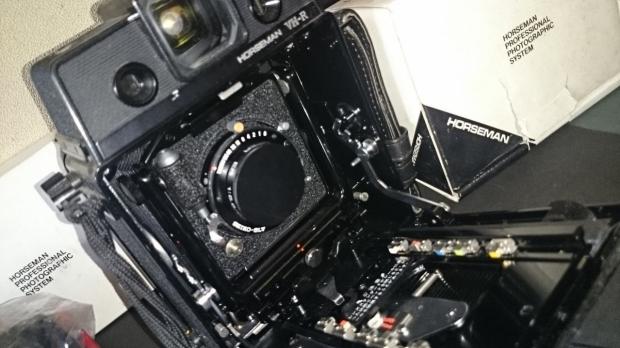 出張買取の池屋で買い取ったホースマンのカメラ『VH-R』