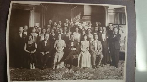 出張買取の池屋で買い取った古写真,白黒写真