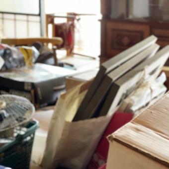 別荘の残置物,不要品の査定,買取りについて